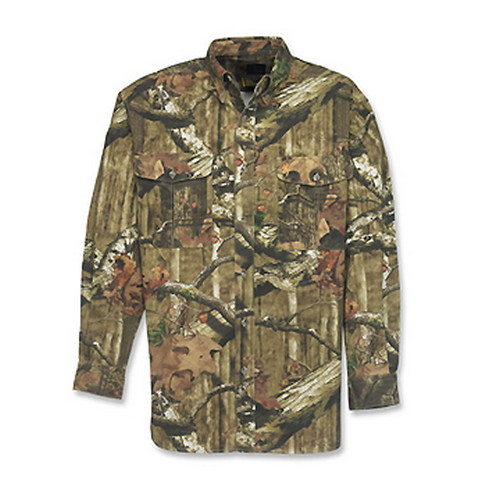 Wasatch Long Sleeve Shirt, Mossy Oak Infinity