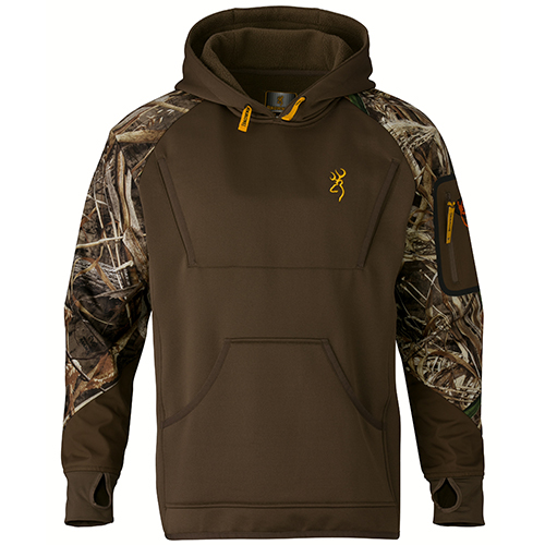 Wicked Wing Timber Fleece Hoodie