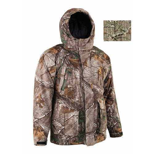 Wasatch Jr Insulated Rain Parka, Mossy Oak Infinity Camo