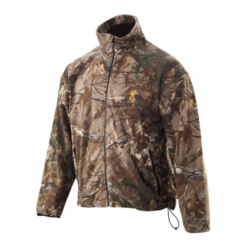 Wasatch Fleece Jacket, Realtree Xtra Camo