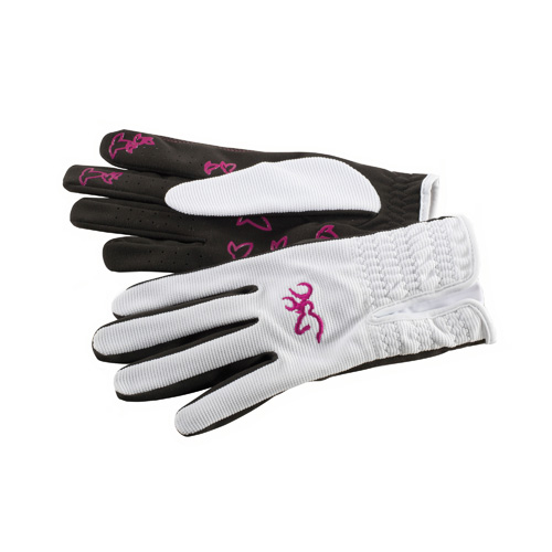 Women's Trapper Creek Glove, White