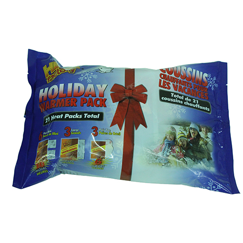 Holiday Warmer Pack