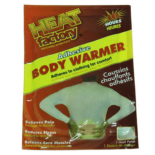Large Adhesive Warmer
