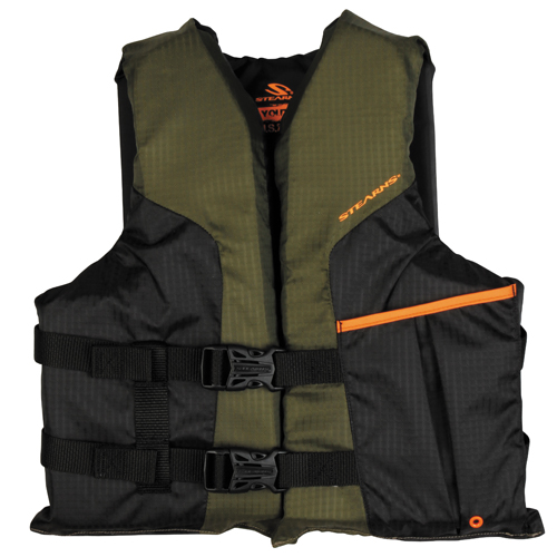 PFD 4120 Sport Vest Youth Green