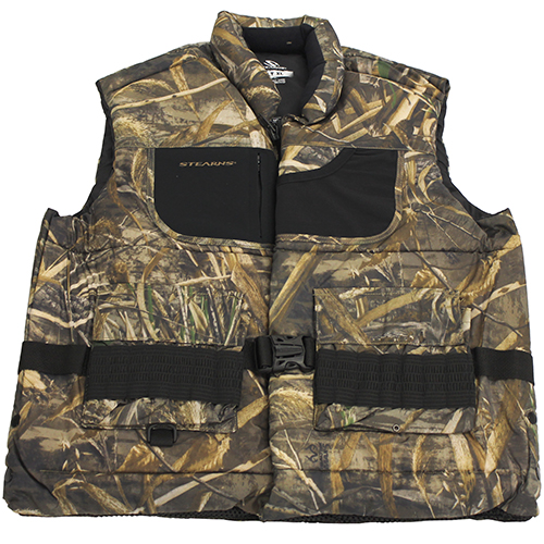 Hunting Vest Adult, Camo